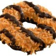 Samoas Girl Scout Cookies